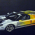 Ford Gt Concept by Richard Le Page