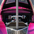 Ford Hot Rod Grille by Jill Reger