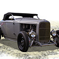 Ford Hot Rod Roadster by Nick Gray