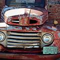 Ford In Goodland by Lynn Sprowl