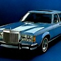 Ford Lincoln Versailles 1981 - American Dream Cars Catus 1 No. 2 H B by Gert J Rheeders