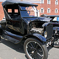 Ford Model T1 by Gerald Mitchell