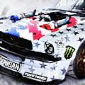 Ford Mustang Hoonicorn - 04 by Andrea Mazzocchetti