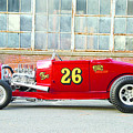 Ford Roadster by Bert Mailer
