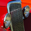 Ford Roadster Grille by Jill Reger