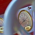 Ford Speedometer by Jill Reger