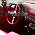 Ford Thunderbird 57 Interior by David Dunham