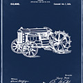 Ford Tractor Patent 1919 by Bill Cannon