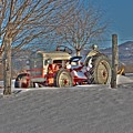 Ford Tractor by Todd Hostetter