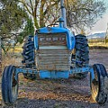 Ford Tractor by Tony Baca