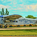 Ford Tri-motor by Tommy Anderson
