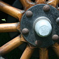 Ford Wagon Wheel by Dawn Downour