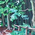 Forest 1 by Nel Kwiatkowska