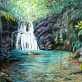 Forest Falls by Karin  Dawn Kelshall- Best