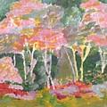 Forest Fantasies by Yael Eylat-Tanaka