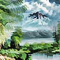 Forest Impression 18 by Nenad Vasic