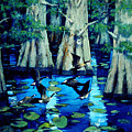 Forest In Water by LoveyUp Gallery