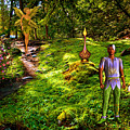 Forest Walk by Austin Torney