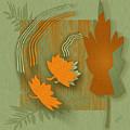 Forever Leaves by Ben and Raisa Gertsberg