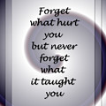 Forget What Hurt You 2... by Carol Crisafi