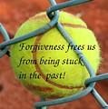 Forgiveness Frees Us by Yali Shi