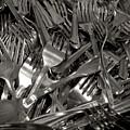 Forks by Henri Irizarri