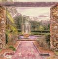 Formal Garden Area Of Ravine Gardens State Park by John M Bailey
