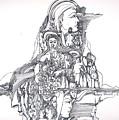 Forms In The Head by Padamvir Singh