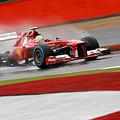 Formula 1 British Grand Prix by Alice Kent