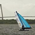 Formula 18 Sailing Cat Big Booty Charleston Sc by Dustin K Ryan