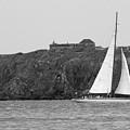 Fort Amsterdam Sailboat by Robert Wilder Jr