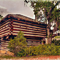 Fort Christmas Florida by John M Bailey