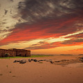 Fort Clinch by Peter Lakomy