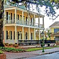 Fort Conde Inn In Mobile Alabama by Michael Thomas