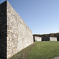 Fort Frederick In Maryland by William Kuta