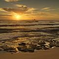 Fort Haze Beach by Michael Peychich