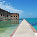 Fort Jefferson Dry Tortugas by Susanne Van Hulst