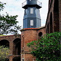 Fort Jefferson Light House by Henri Irizarri