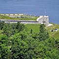 Fort Knox Maine by Glenn Gordon