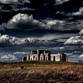 Fort Laramie Hospital Ruins by Jon Burch Photography
