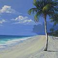 Fort Lauderdale Beach by Anne Marie Brown