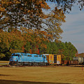 Fort Lawn Train 14 by Joseph C Hinson Photography