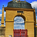Fort Louisbourg Nova Scotia by Tatiana Travelways