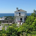 Fort Mackinac West Blockhouse by Keith Stokes