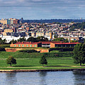 Fort Mchenry Baltimore Panorama by Bill Swartwout Photography