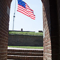 Fort Mchenry Star Spangled Banner by Bill Cannon
