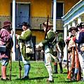 Fort Mifflin - Philadelphia by Bill Cannon