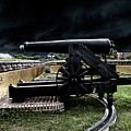 Fort Moultrie Magic by Dale Powell