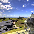 Fort Moultrie Signal Light by Dustin K Ryan