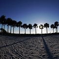 Fort Myers Beach Florida I by Tina Baxter